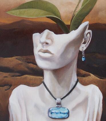 Flowering Mind - detail