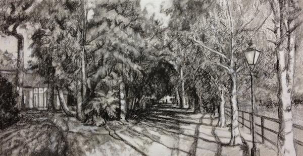 Landscape commission of Highfield Lane