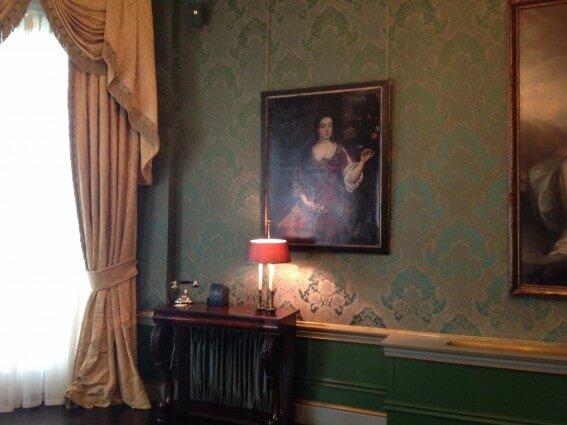 Shelbourne Hotel Constitution Suite