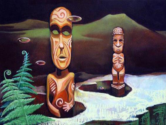 Kauri Ancestors
