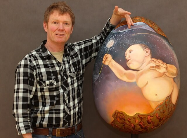 artist paul darcy