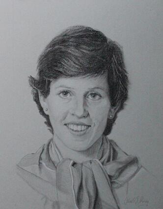 Marie Byrne Portrait