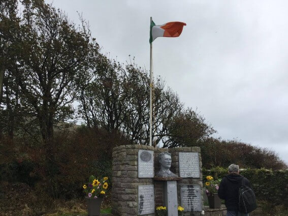Unveiling of Thomas Ashe Bust, Co Kerry