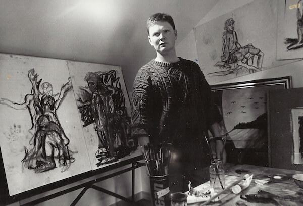 Paul D'Arcy artist