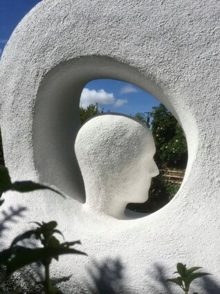 Head space 2 by artist paul darcy